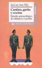 CANTINA, GARITA Y COCINA: ESTUDIO ANTROPOLOGICO SOLDADOS Y CUARTE LES