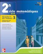 MATEMATIQUES 3 (2º CICLE): QUADERN DE TREBALL