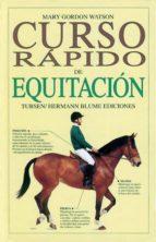 CURSO RAPIDO DE EQUITACION