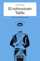 El subteniente Talfin (En serio)