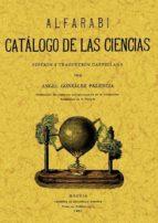 ALFARABI, CATALOGO DE LAS CIENCIAS (ED. FACSIMIL)