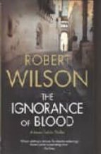 The Ignorance of Blood: Javier Falcon