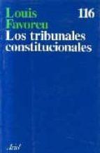 LOS TRIBUNALES CONSTITUCIONALES