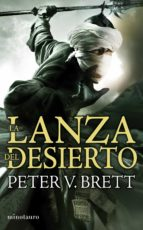 La Lanza del Desierto: La saga de los demonios. Libro II (Fantasía)