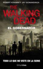 The walking dead: El Gobernador (Fantasía Terror)