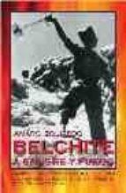 Belchite: a sangre y fuego por Amaro izquierdo DJVU PDF