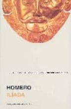 iliada (ed. bilingüe español griego) 9789703206742