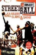 streetball: all the ballers, moves, slam, shine-crhis palmer-9780060724443