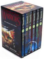 warriors box set: volumes 1 to 6 erin hunter 9780062367143