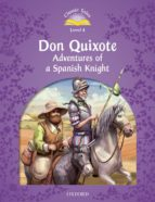 classic tales 4 don quichote audio pack 9780194100243