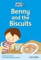 family & friends 1 benny & the biscuits-9780194802543