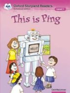 this is ping (oxford storyland readers 1) carol maclennan 9780195969443