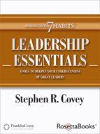 leadership essentials (ebook)-stephen r. covey-9780795339943