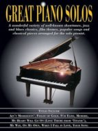 great piano solos-9781423403043