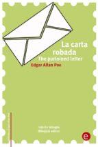 La carta robada/The purloined letter: Edición bilingüe/Bilingual edition (Biblioteca Clásicos bilingüe)