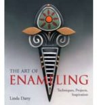 the art of enameling: techniques, projects, inspiration-linda darty-9781579909543