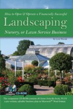 HOW TO OPEN&OPERATE A FINANCIALLY SUCCESSFUL LANDSCAPING, NURSERY, OR LAWN SERVICE BUSINESS (EBOOK)