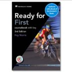 ready for first student´s book + key (ebook) pack 3 ed 9781786327543