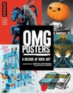 omg posters: a decade of rock art mitch putnam 9781941393543