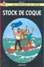 stock de coque (las aventuras de tintin) 9782203751743