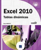 excel 2010: tablas dinamicas 9782746068643