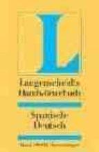 diccionario moderno langenscheidt (aleman-español)-9783468960543