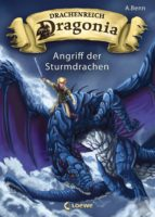 drachenreich dragonia 1   angriff der sturmdrachen (ebook) a. benn 9783732011643