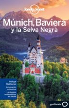 munich, baviera y la selva negra 2013 (lonely planet)-9788408075943