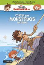 los siete cavernicolas 4: contra los monstruos marinos-maite carranza-irene iborra-9788408150343