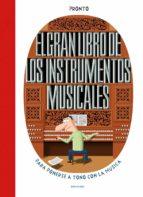 el gran libro de los instrumentos musicales 9788414010143