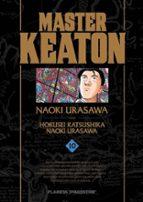 master keaton nº 10-naoki urasawa-9788416051243