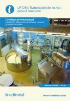 ELABORACIÓN DE LECHES PARA EL CONSUMO. INAE0209 (EBOOK)