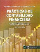 prácticas de contabilidad financiera (2ª ed.) paloma del campo moreno 9788416140343