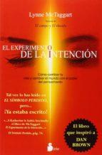 el experimento de la intencion lynne mctaggart 9788416233243