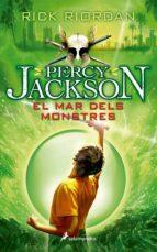 el mar dels monstres: percy jackson i els deus de l olimp ii-rick riordan-9788416310043