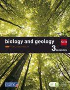 El libro de Biology and geology 3ºeso savia 2016 (canarias, castilla la manch a, comunicad valenciana, cataluña, baleares) autor VV.AA. PDF!