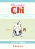 el dulce hogar de chi (volumen 5)-konami kanata-9788416543243