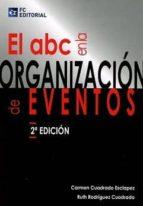 el abc en la organización de eventos 9788416671243