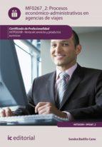 procesos económico administrativos en agencias de viajes. hotg0208 (ebook) sandra badillo cano 9788417224943