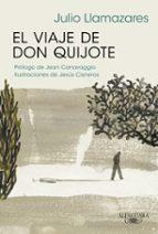 el viaje de don quijote-julio llamazares-9788420420943