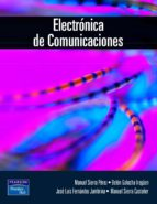 electronica de comunicaciones-manuel et al. sierra-9788420536743