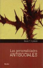 las personalidades antisociales david t. lykken 9788425421143