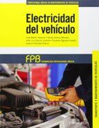 electricidad del vehiculo (formacion profesional basica) 9788428335843