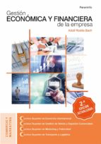 gestion economica y financiera de la empresa (2ª ed.) adolf rodes bach 9788428340243