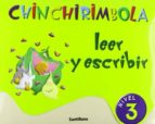 3 chinchirimbola mec (ed.  99)-9788429462043
