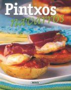 pintxos navarros-isabel ortiz-9788430554843