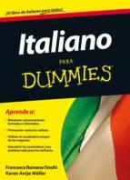 italiano para dummies-francesca romana onofri-karen moller-9788432920943