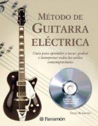 metodo de guitarra electrica-9788434229143
