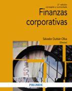 finanzas corporativas-salvador durban oliva-9788436836943