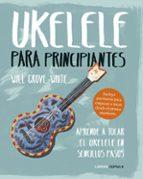 ukelele: para principiantes-will grove-white-9788448024543